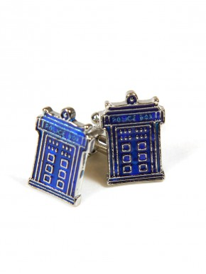 Gemelos Doctor Who Tardis