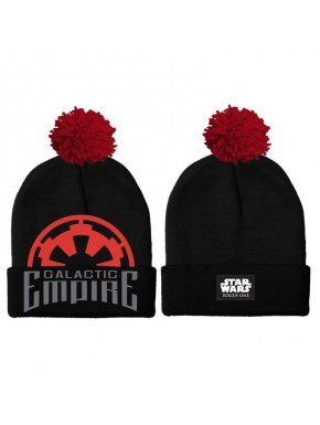 Gorro con bolita Star Wars Galactic Empire