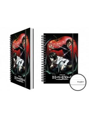 Cuaderno espiral A5 Death Note Manzana