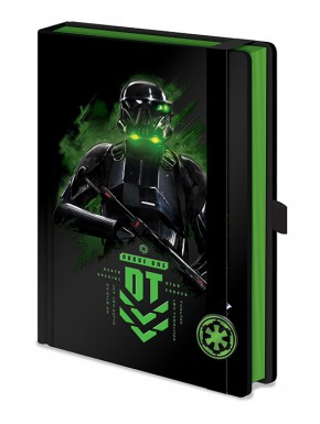 Star Wars Rogue One Libreta Premium Death Trooper