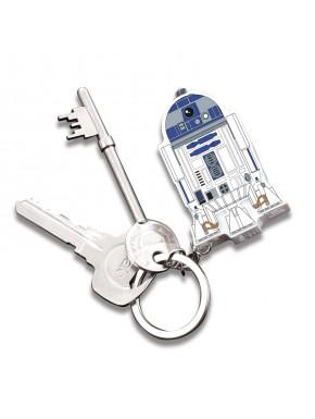 Llavero R2-D2 CON LUZ Y SONIDO