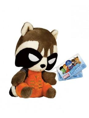 Peluche Mopeez Rocket Raccoon Guardianes de la Galaxia