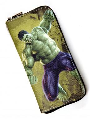 Cartera Hulk Larga