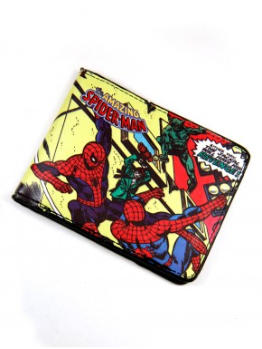 Cartera Spiderman Comic Vintage