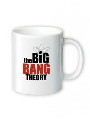 Taza Cerámica Logo Big Bang Theory