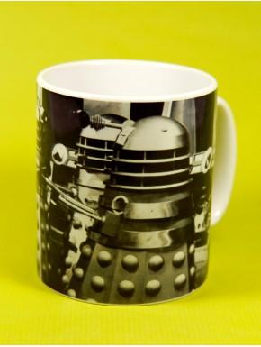 Taza Dr Who Dalek Congregados
