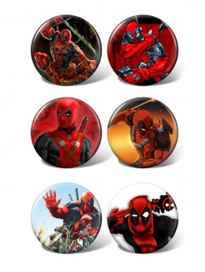 Chapas Deadpool