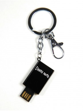 LLavero Memoria USB 4Gb Death Note