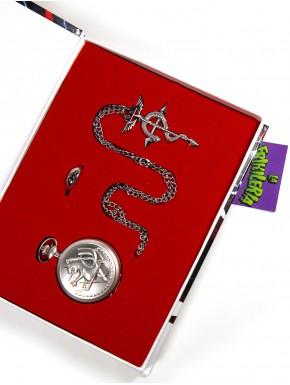 Reloj collar y anillo Fullmetal Alchemist