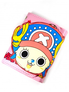 Cartera Chopper One Piece Rosa