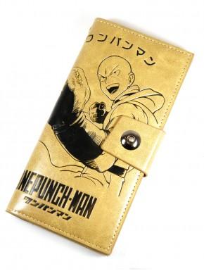 Cartera Saitama One Punch Man
