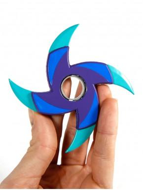 Shuriken expandible Naruto 4 Puntas