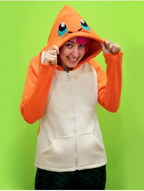 Sudadera Polar Charmander Pokemon