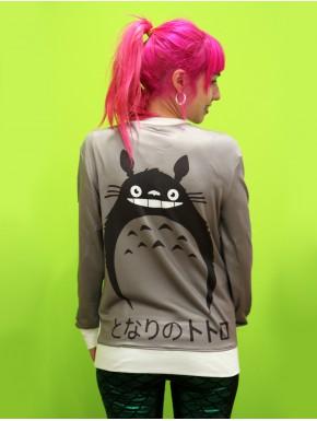 Sudadera con capucha Totoro