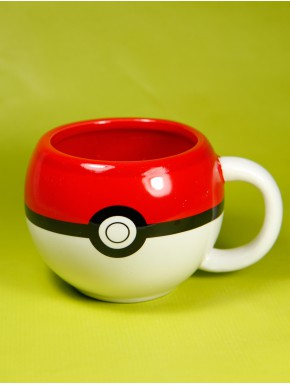 Taza Pokeball