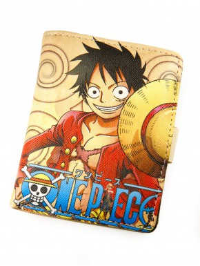 Cartera Luffy One Piece