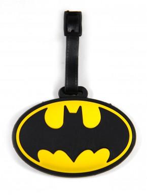 Identificador Equipaje Logo Batman