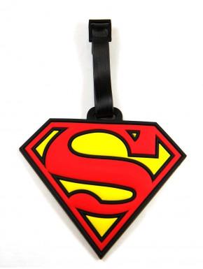 Identificador Equipaje Superman