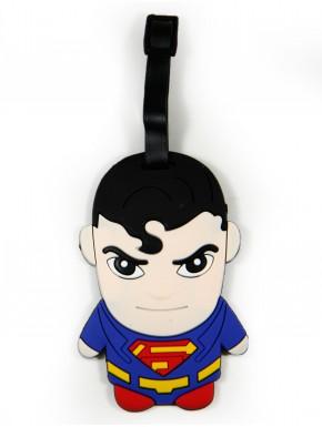 DC Comics Identificador para Equipaje de Superman