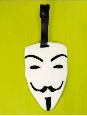 Llavero V de Vendetta para Mochila