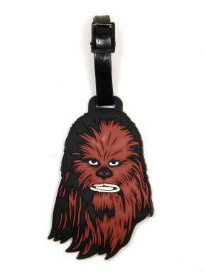 Identificador Equipaje Star Wars Chewbacca