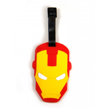 Identificador Equipaje Iron Man