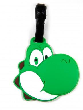 Super Mario Identificador para Equipaje de Yoshi