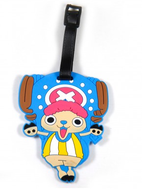 Identificador Equipaje One Piece Chopper