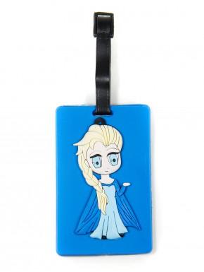 Llavero Princesa Elsa para Mochila