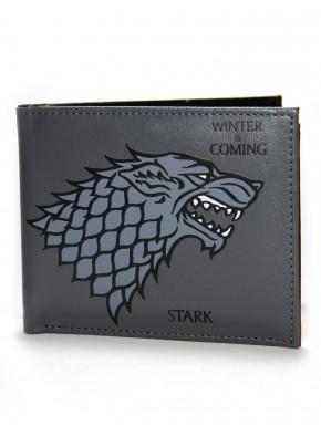 Cartera Juego de Tronos Stark