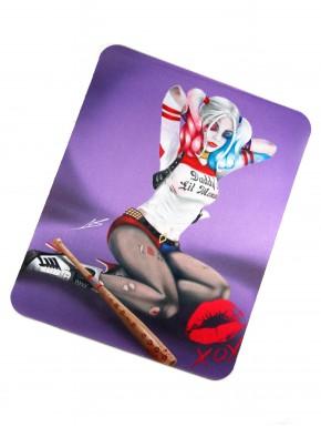Alfombrilla de ratón Harley Quinn Escuadrón Suicida
