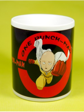 Taza One Punch Man flying