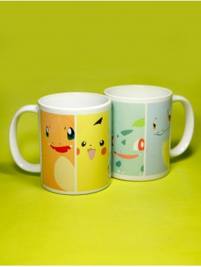 Taza Pokemon