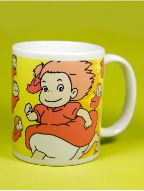 Taza Ponyo Ghibli