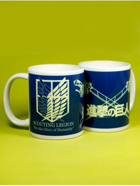 Taza Attack on Titan