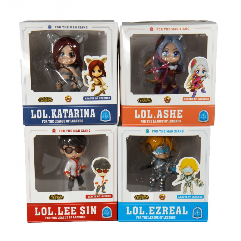 Of Sin Lee Legends Figura League AqPwna