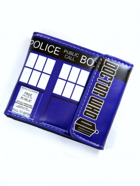 Cartera Doctor Who