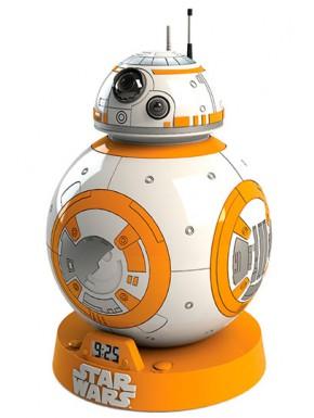Despertador Proyector BB-8 Star Wars
