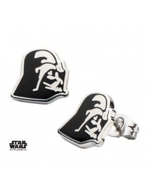Pendientes Darth Vader Casco Star Wars
