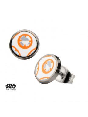 Pendientes BB-8 Star Wars