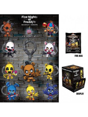Llavero Sorpresa Five Nights at Freddy's
