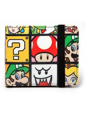 Cartera Super Mario Personajes