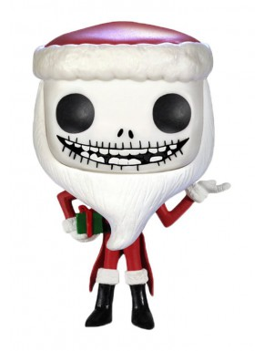 Funko Pop Jack disfraz Navidad