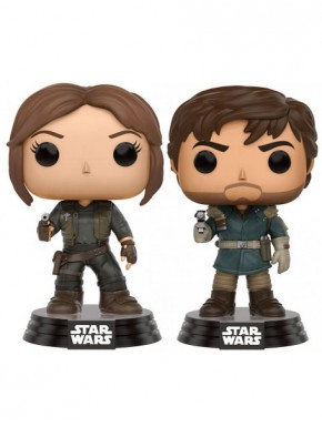 Funko Pack! Jyn y Cassian Rogue One