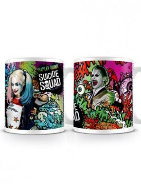 Pack tazas Harley & Joker crazy