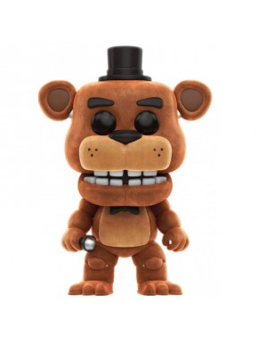 Funko Pop Freddy Aterciopelado Five Nights at Freddy