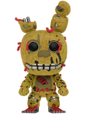 Funko Pop Springtrap Aterciopelado Five Nights at Freddy