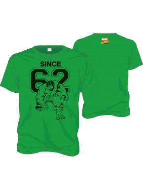 Camiseta Hulk Since 62