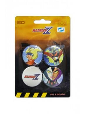 Chapas Mazinger Z logo