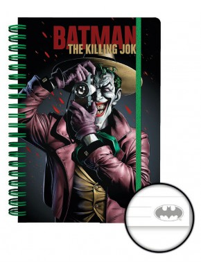 Libreta Joker Killing Joke